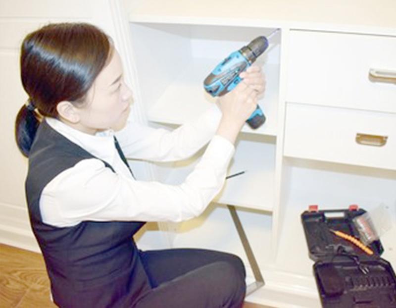 上海柜体设计